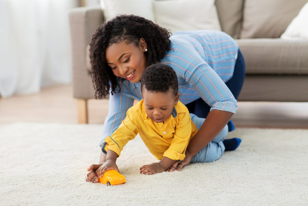 Carpet cleaning service in Bismarck